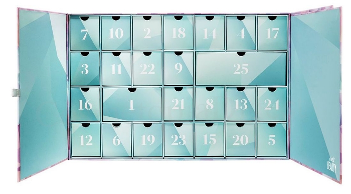 CULT BEAUTY ADVENT CALENDAR 2019 SPOILERS, CONTENTS, WORTH BREAKDOWN