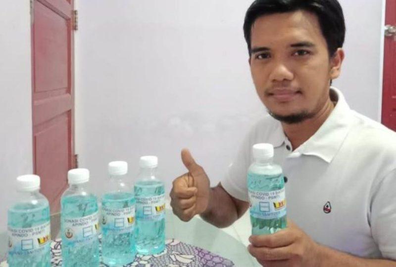 Terima Bantuan dari Apindo dan PSMTI Melalui IKM, Wibowo: Kami Siap Bantu Distribusikan