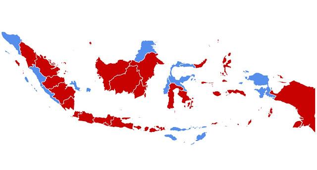 Virus Corona Telah Mewabah Ke Berbagai Daerah di Indonesia