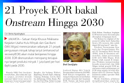 21 EOR Projects will be Upstream Until 2030