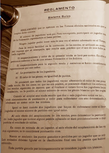 Página 4 del programa