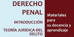▷▷ Derecho Penal: Materiales para su Docencia y Aprendizaje en PDF