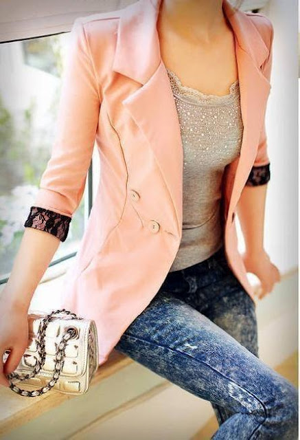 Spring Must Have Items: Spring Must Have Blazer
