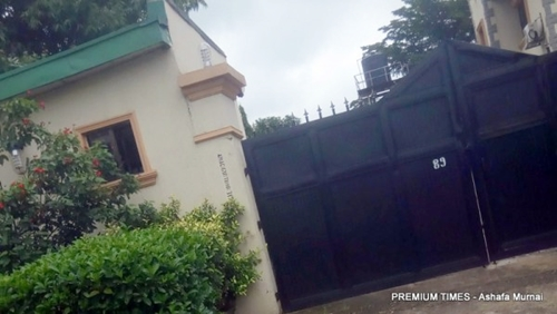 Goodluck Jonathan's House Burgled...Here's a List of Multi-million Naira Properties Stolen and Sold (Photos)