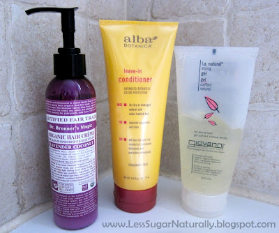 best all natural hair care products