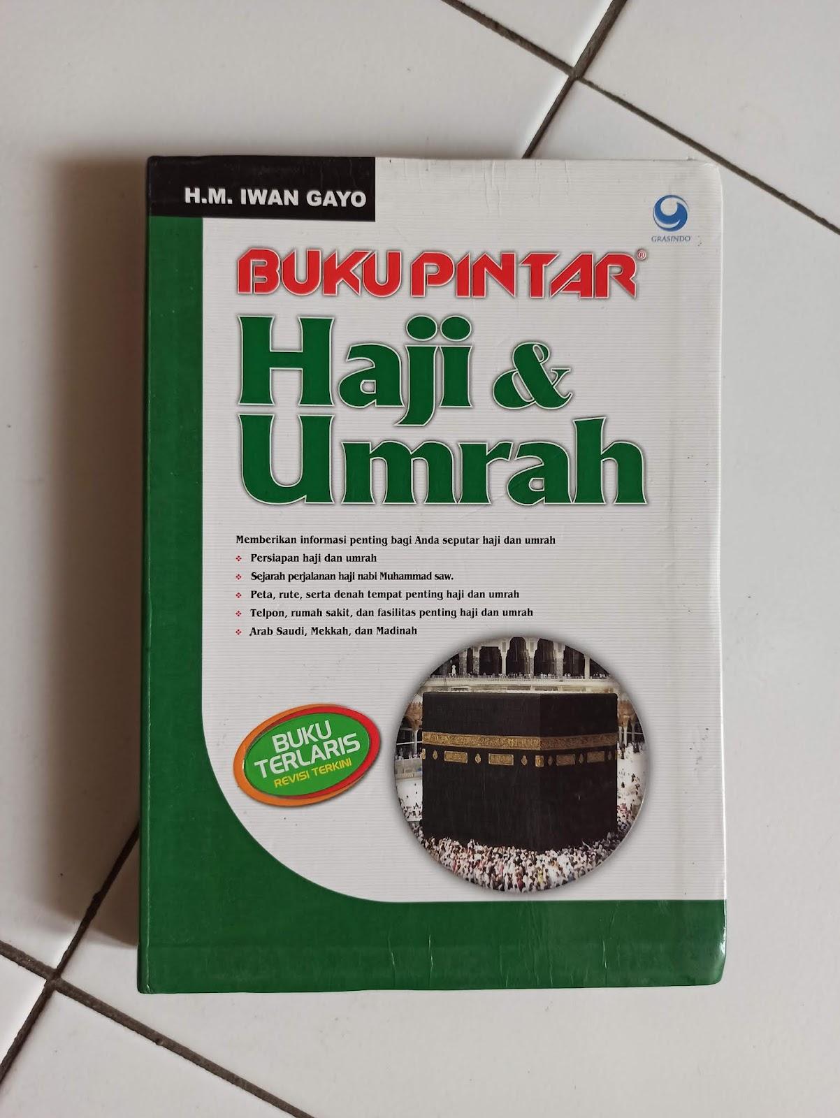 Buku Islam karya HM Iwan Gayo