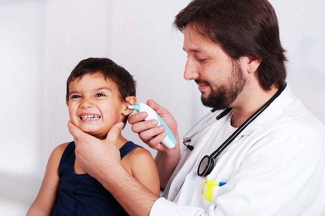 Dokter THT di Hulu Sungai Tengah