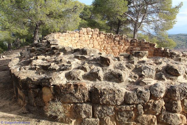 Matarranya, arqueologia, poblats ibèrics, els pobles més bonics del Matarranya, Terol, Aragó