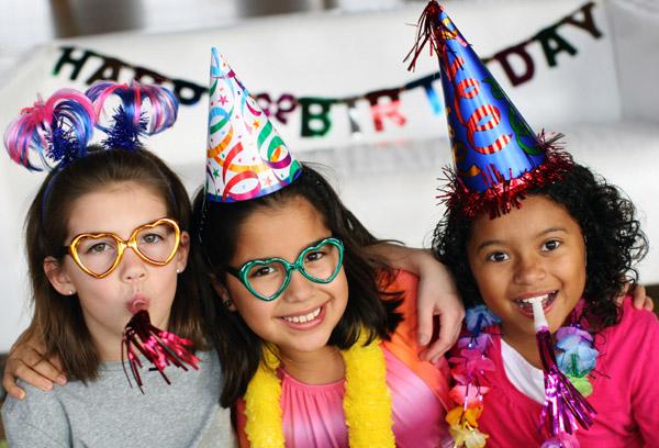 Thèmes de fête d'anniversaire   les filles