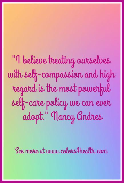 Self-compassion, Affirm Goodness
