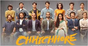 chhichhore 9th movie in the list of top 10 most popular movies of 2019 bollywood