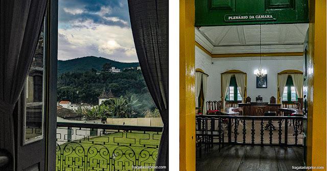 Casa de Câmara e Cadeia de Mariana, Minas Gerais