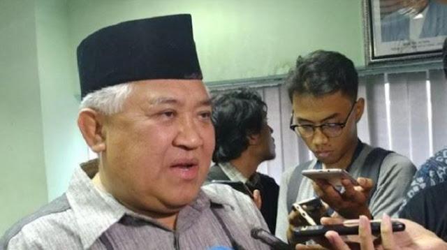 Din Syamsuddin Dituding Radikal, Bekas Rektor UIN: Tuduhan Absurd, Mengada-ada