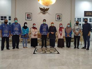 Bupati Suardi Saleh Sebut: Hasil Pendataan Keluarga jadi Sumber Kebijakan