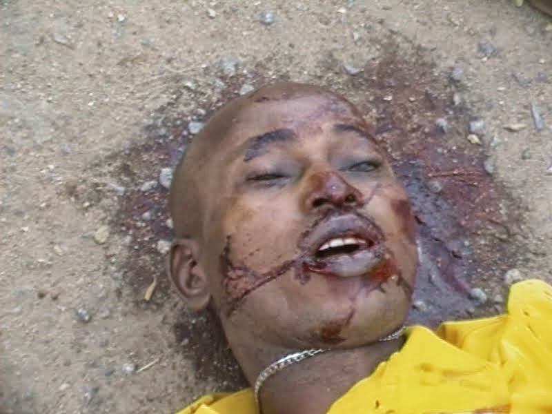 NIGERIA NEWS SERVICE ONLINE: BREAKING : young Man killed ...