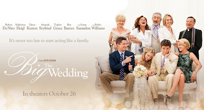 映画『The Big Wedding』