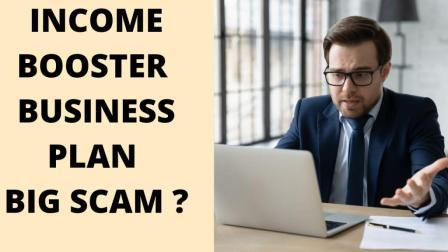 Income Booster Business Plan Review