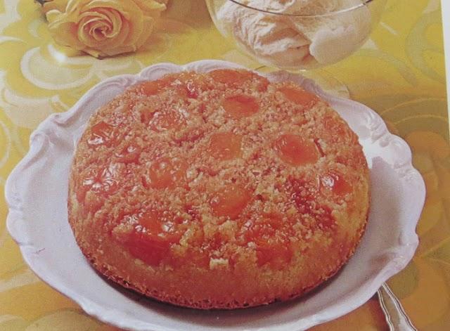 Aprikoskaka (mjölkproteinfri)