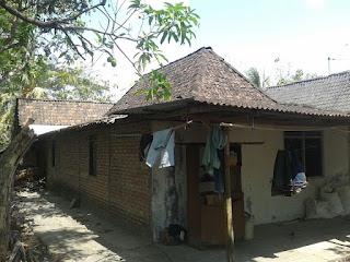 Rumah limasan kayu jati murah