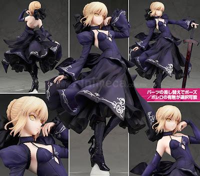 Figura Saber/Artoria Pendragon [Alter] Dress Ver. Fate/Grand Order