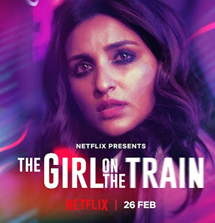 The Girl On The Train First Look Poster 3