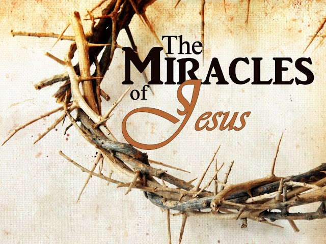 The Miracle - Jesus