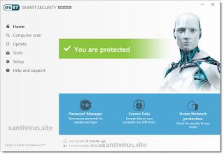 ESET NOD32 AntiVirus 12.0.27.0