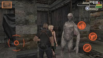 Resident Evil 4 Mod Apk Latest