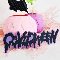 free halloween covid svg dfx cutting file DIY tutorial