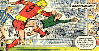 Mike Brennan save from Roy Race in the '86 Milk Cup Final