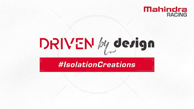DRIVEN BY DESIGN: THE ISOLATION CREATION EDITION