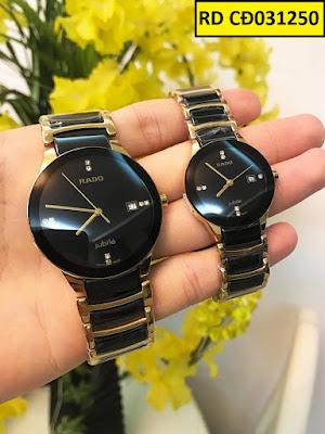 Đồng hồ cặp đôi RD CD031250