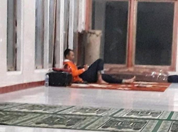 Viral..! Gubenur NTB Kunker Di Donggo Bima Nginap Di Mesjid Marbot Menangis Terharu