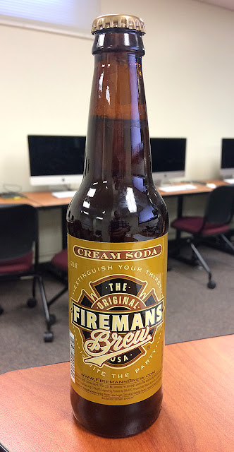 Fireman's Brew Cream Soda