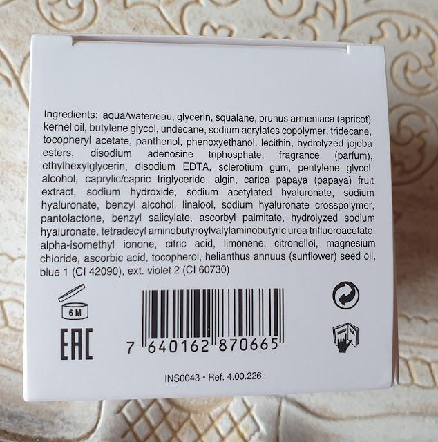 Instytutum - HydraFusion 4D HA Water Cream
