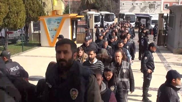 Emniyetten dev operasyon: 40 tutuklama