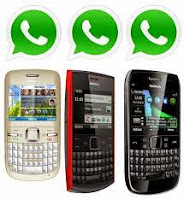 Whatsapp Asha 205