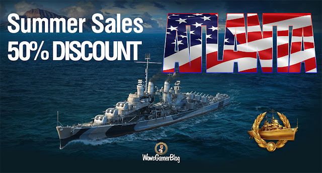 WORLD OF WARSHIPS atlanta DISCOUNT