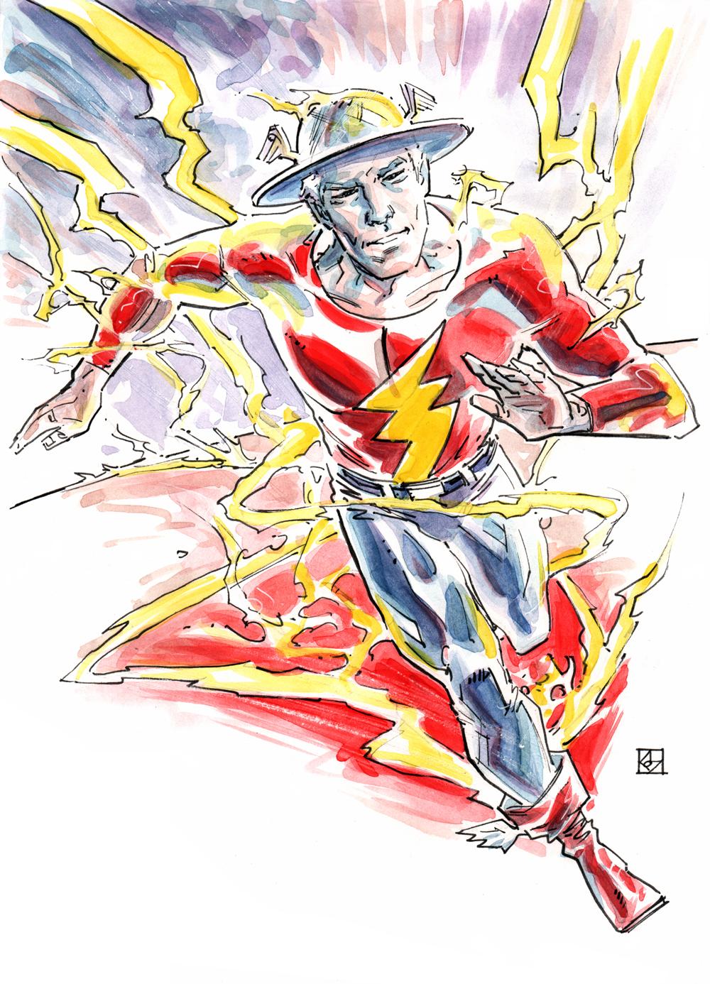 Jay Garrick The Golden Age Flash