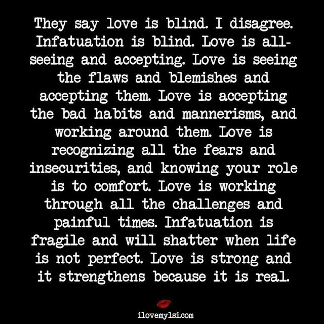 Words about love