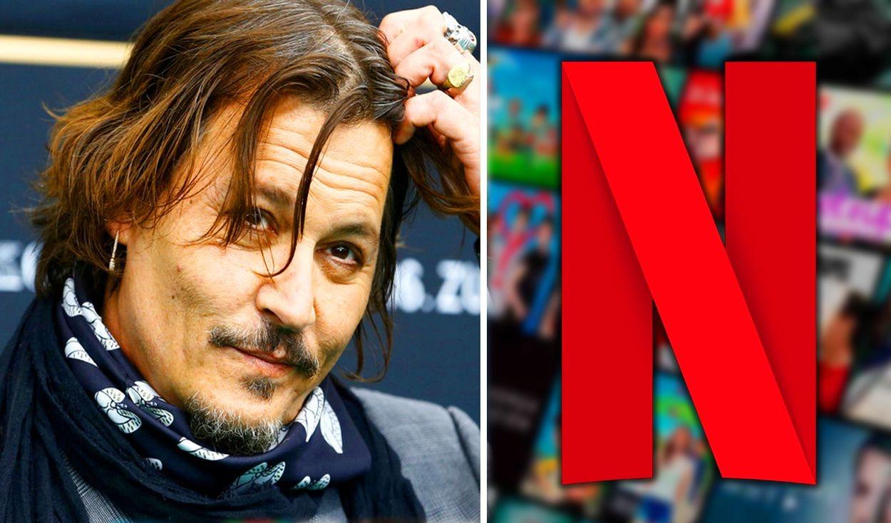 Netflix-Johnny-Depp