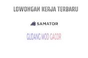 Loker Samator Group Fresh Graduate Terbaru April 2021