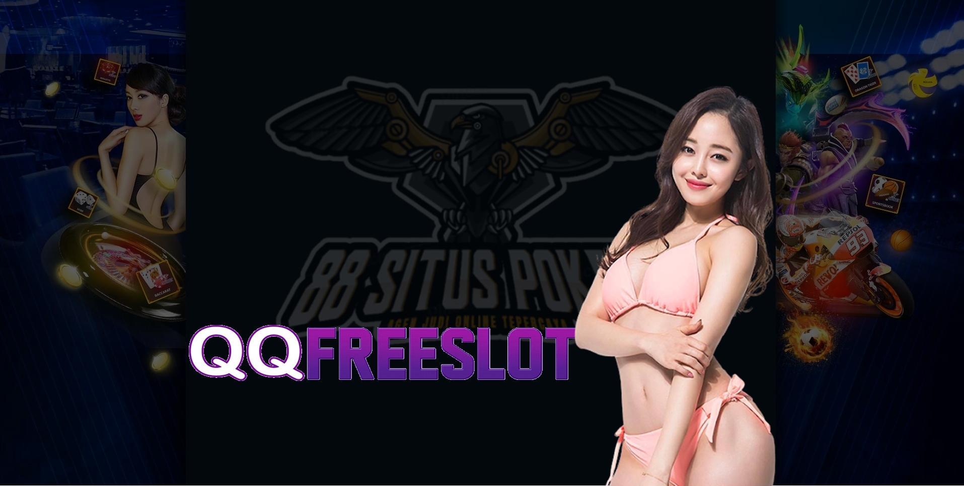 QQFreeSlot Judi Slot & Casino Online Terpercaya Asia