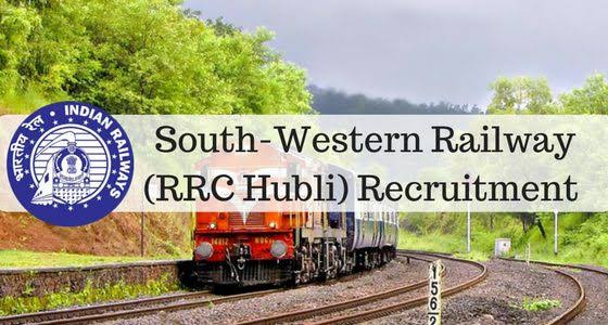 RRC SWR Hubli Recruitment 2019
