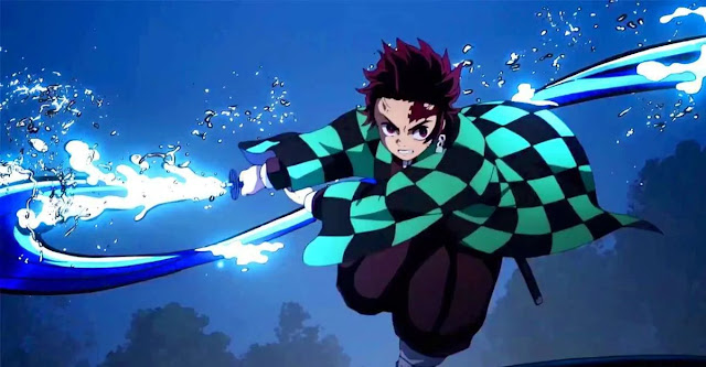 Fan Anime arestat după ce a înregistrat filmul Kimetsu no Yaiba