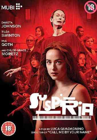 Download [18+] Suspiria (2018) English 480p 430mb    720p 1.2gb