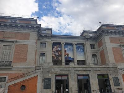 El Museo del Prado ha vuelto tras lo peor de la pandemia del COVID19