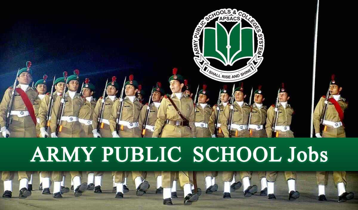 army public school jobs 2019 , army school teachers jobs , Army Public School And College Jobs for Teachers Dec 2018