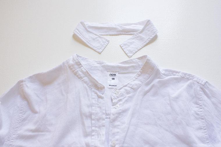 PUNTXET DIY Blusa con lazo en la espalda descubierta #diy #costura #sewing