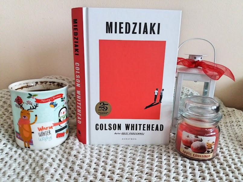 """Brak tolerancji: """"Miedziaki"""" - Colson Whitehead"""
